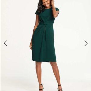 NEW Ann Taylor Knotted Sheath Dress
